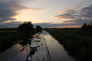 Photo of UK canal